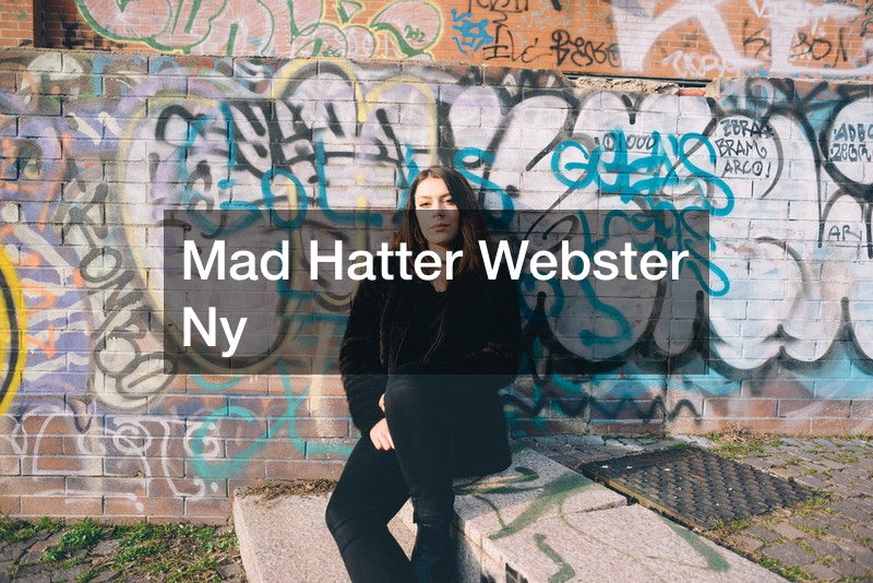 Mad Hatter Webster Ny