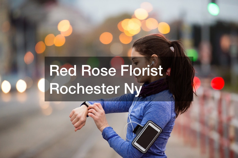 Red Rose Florist Rochester Ny