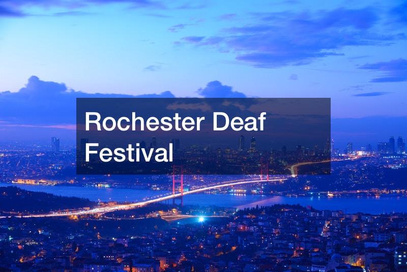Rochester Deaf Festival