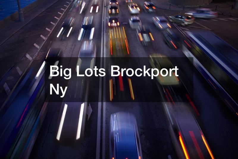 Big Lots Brockport Ny