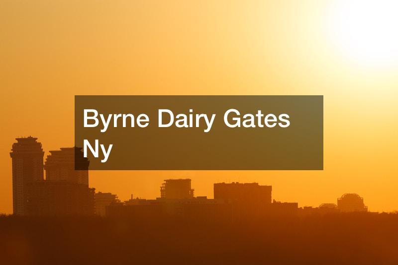 Byrne Dairy Gates Ny